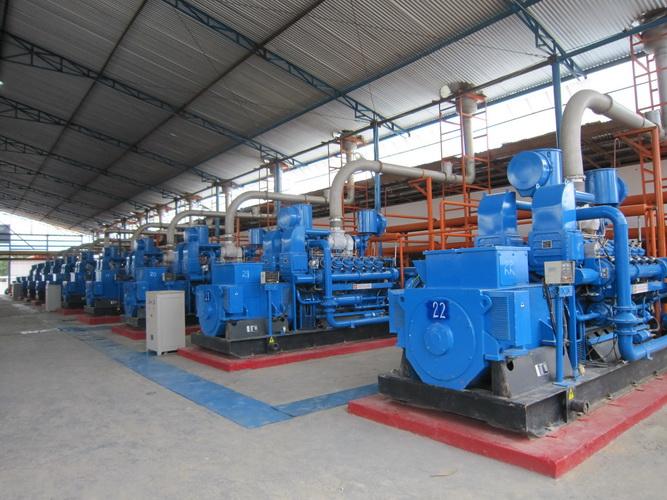 Когенерационная установка