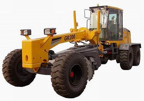 автогрейдер GR200