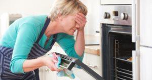 Почему не работает духовка электроплиты, поиск причин