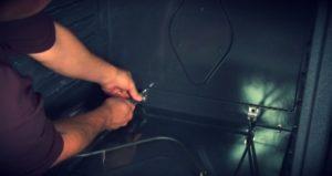 Как поменять ТЭН духовки в электрической плите